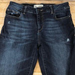 DL1961 Florence Instasculpt Darcy Jeans Size 28